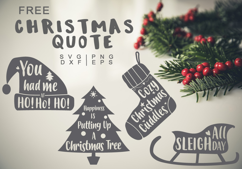 664 Christmas Svg Quotes