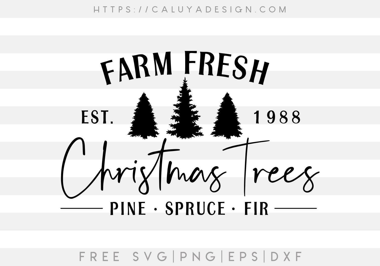 802 Christmas Tree Svg Free