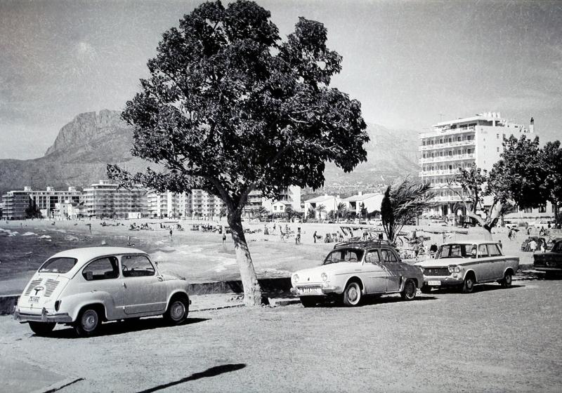 El Rincón de Loix en los años 60