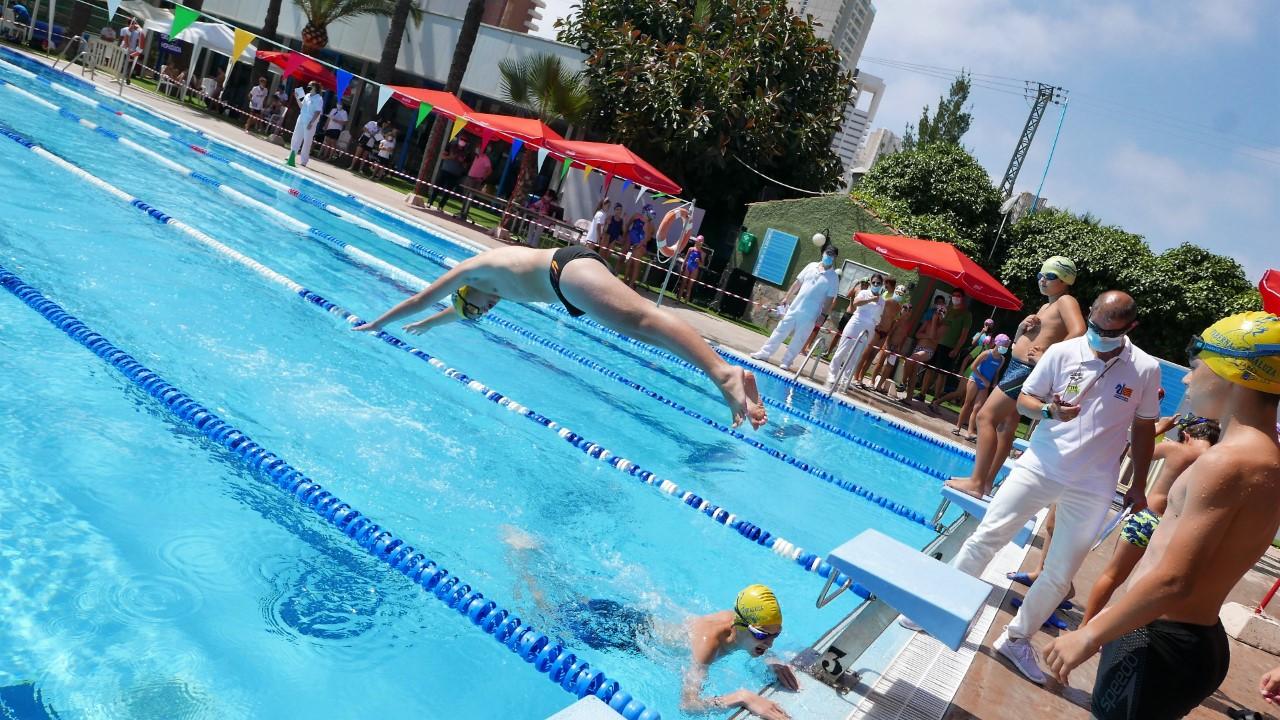 memorial natación