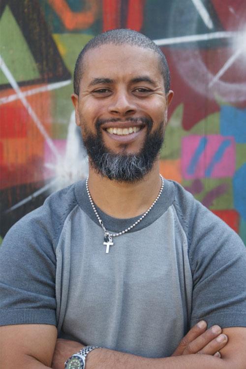 Pastor Patrick Pierre-Powell