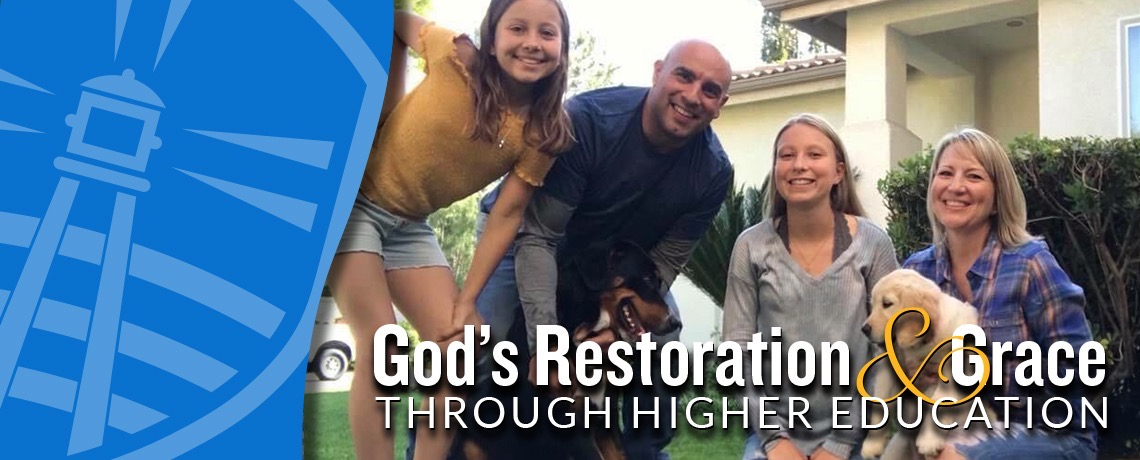 Bobby Johnston: God's Restoration And Grace Through Higher Education