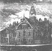 1911 Calvary Baptist Church Building