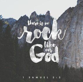 1 Sam 2:2