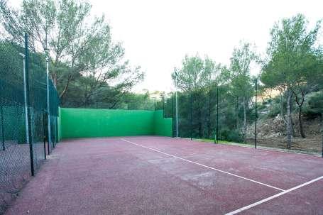 Pista polideportiva Cas Català