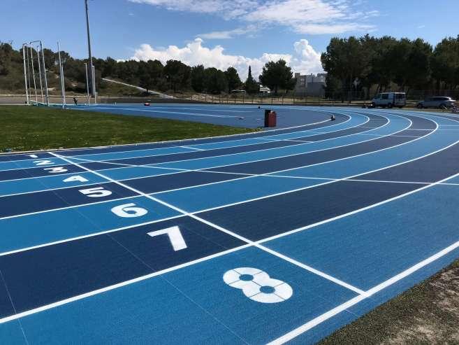 Pista de Atletismo de Magaluf