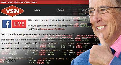 Brent Musburger fronts new sports betting info network ...