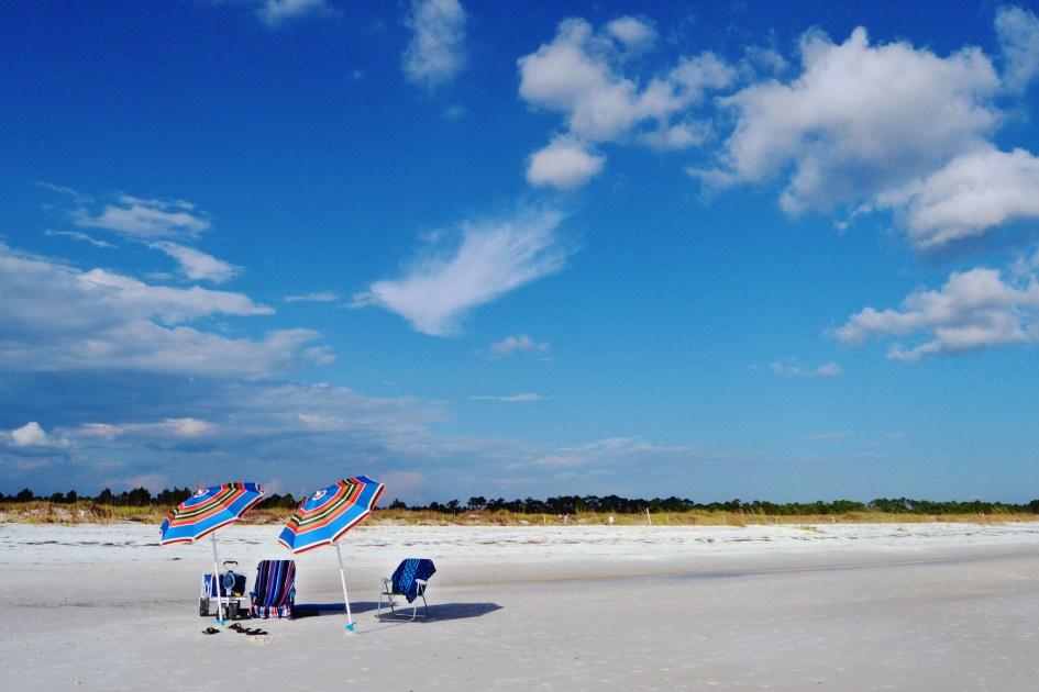 Crooked Island, Mexico Beach, FL
