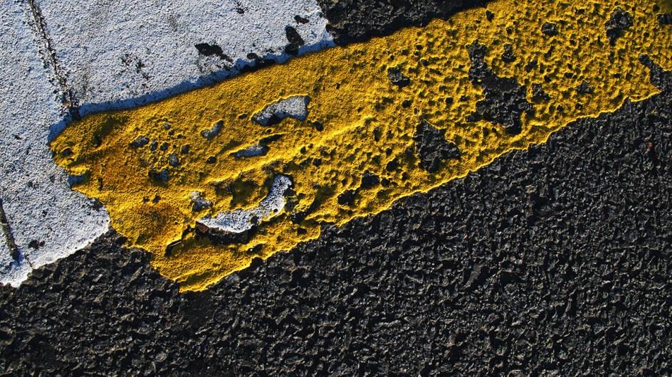 Road Paint, Decatur, GA