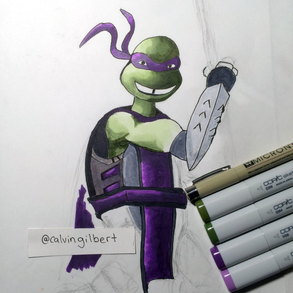 Donatello-progress-use