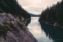 Banff National Park lake III small