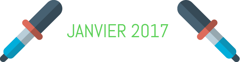 Actualités calvitie : Janvier 2017