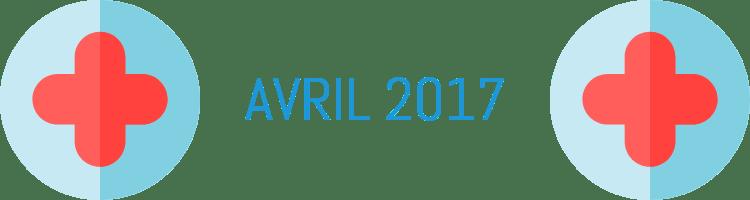 Actualités calvitie : Avril 2017
