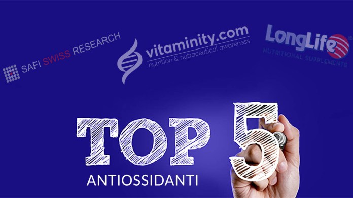 antiossidanti integratori