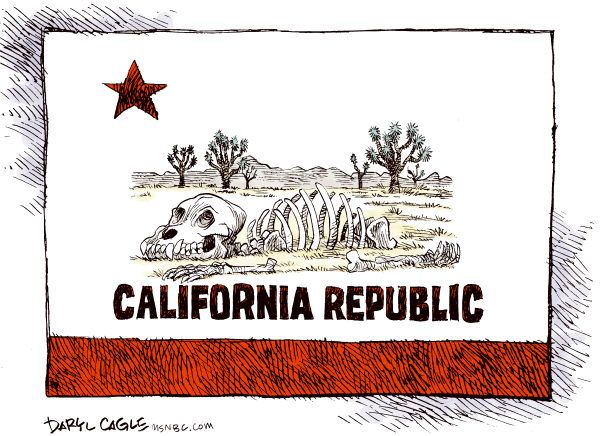 Ca History Shows Droughts Don T Last Calwatchdog Com