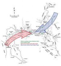 Delta science program map