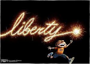 July 4th, liberty, beeler, July 4, 2014