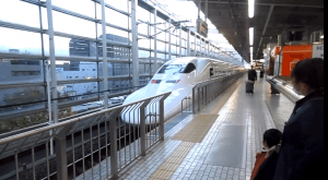 High Speed Rail Japan