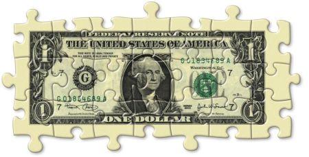 Dollar Puzzle 02