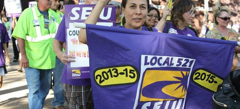 California's largest public employee union strikes deal with Gov. Brown