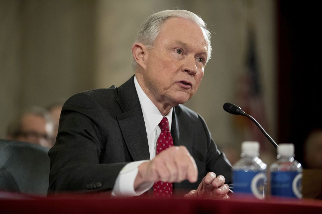 Justice Department sues California over 'sanctuary' immigration laws