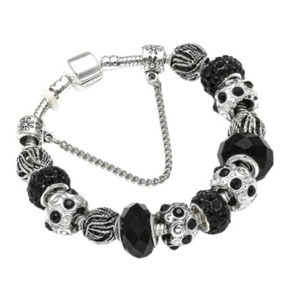 Bracelet charms DARKNESS