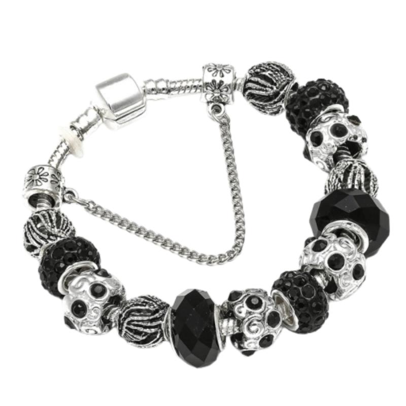 Le bracelet style Pandora : on l'adore !