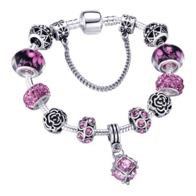 Bracelet charms ROMANCE