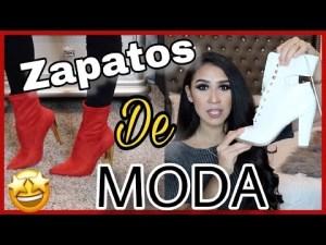 TENDENCIAS!! ZAPATOS DE MODA 2019!! 👠 Y MIS FAVORITOS!! 😍
