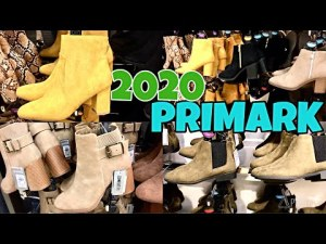 PRIMARK! ZAPATOS INVIERNO 2020 🔥|| Stephievlog