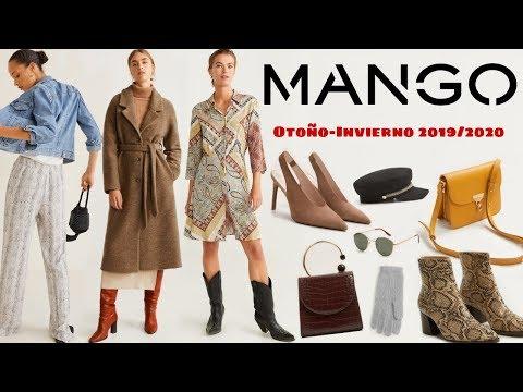 Nueva Colección de MANGO | Moda Otoño Invierno 2019/2020 | Tendencias en Ropa, zapatos y bolsos
