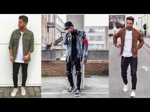OUTFITS HOMBRE 2019-2020 | Moda Casual & StreetWear | Vestir Con Estilo