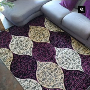alfombra mod:  ovalados reja