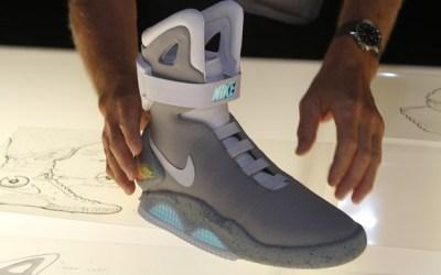Todo sobre las Nike de Back to the Future II