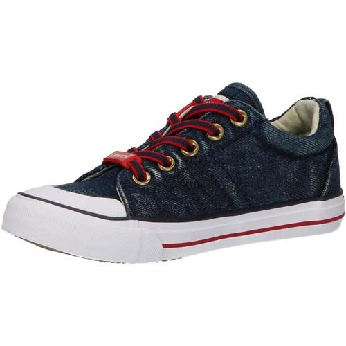 Zapatillas de Lona Alabama jean Levis perfil