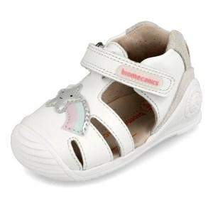 Sandalias para bebé Almu Biomecanics