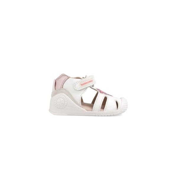 Sandalias para bebé Luisa Biomecanics lado