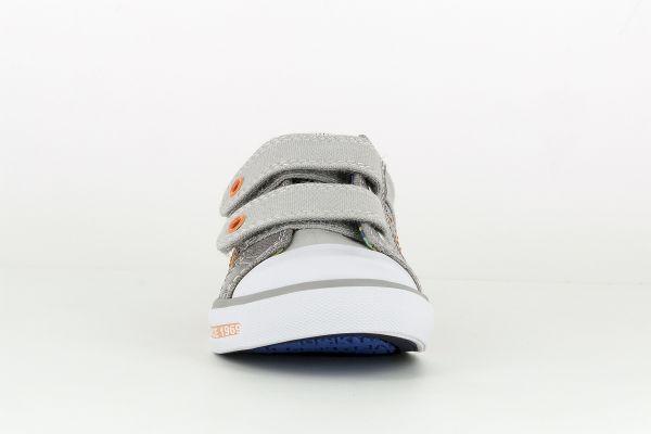 Zapatilla Lona gris 962251 Pablosky puntera