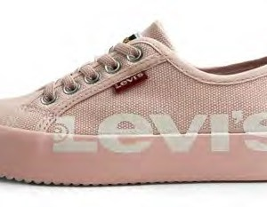 Zapatillas de Lona Betty rosa Levi's