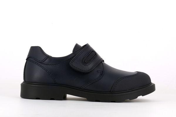 Zapato colegial marino 715420 Pablosky lado