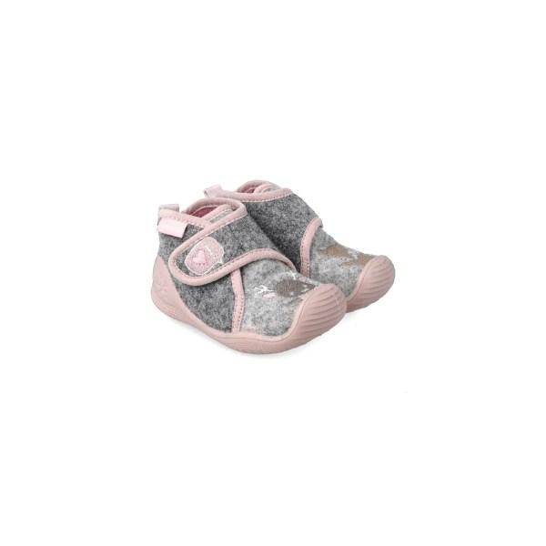 Zapatillas de casa Biomecanics para bebé Adriana par