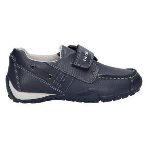 Zapatos Snake Navy de niño Geox marino