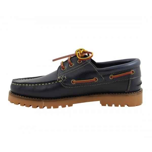 zapato de niño yowas marino otro lado