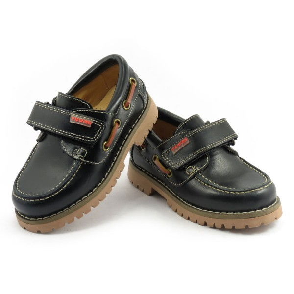 zapato unisex yowas marino velcro par
