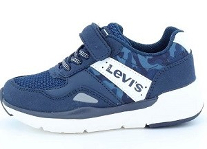 Deportivo de Lona Boston mini marino Levi's