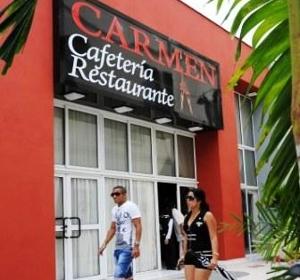 """Restaurant """"Carmen"""" in Camagüey"""