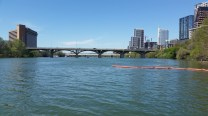The Colorado River...in Austin