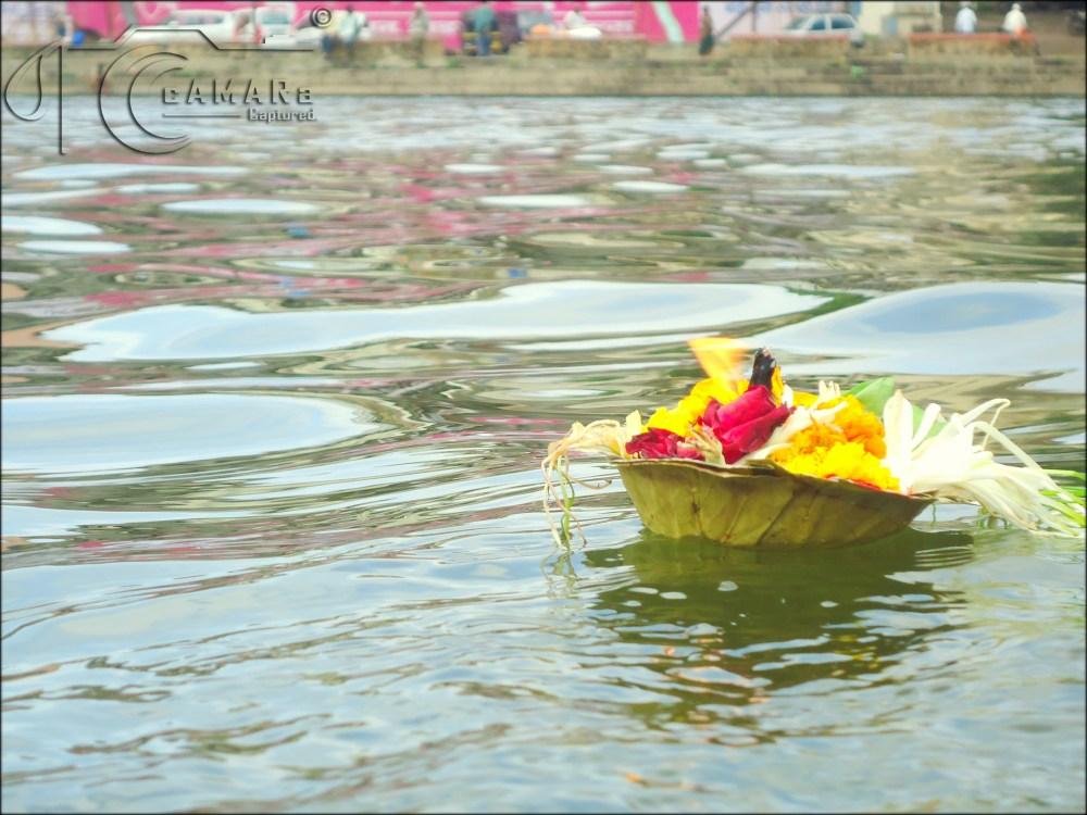 Floating Faith.