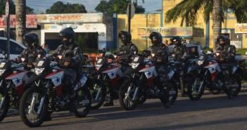 Novas viaturas para Polícia Militar de Castanhal através do Governo do Estado