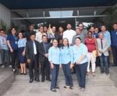 Câmara Municipal recebe visita da imagem peregrina de Nsa. Sra. de Nazaré